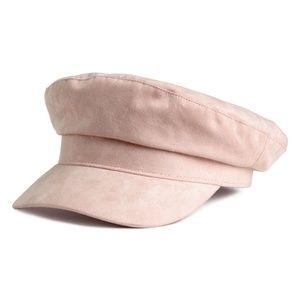 Pink Captain's Hat